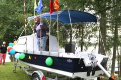Sommerfest und Schiffstaufe 2016